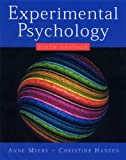 Experimental Psychology (Available Titles CengageNOW) by Anne Myers (2005-08-04)