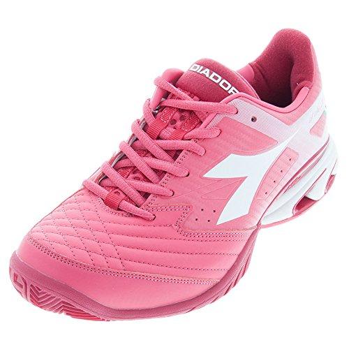 Diadora Women's S.Star K IV AG Tennis Shoe-10 B(M) US-Par...