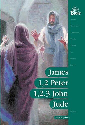 James, Peter, John, and Jude (The People's Bible) pdf epub
