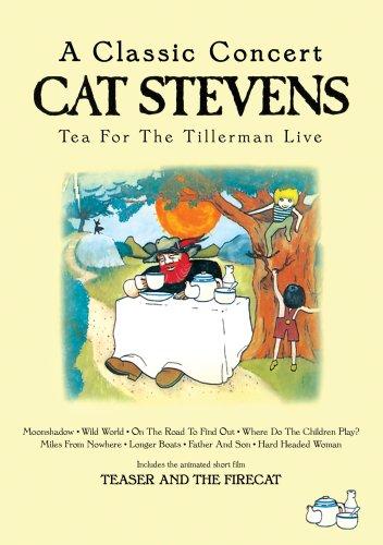 Concert Tea - Tea for the Tillerman: Live