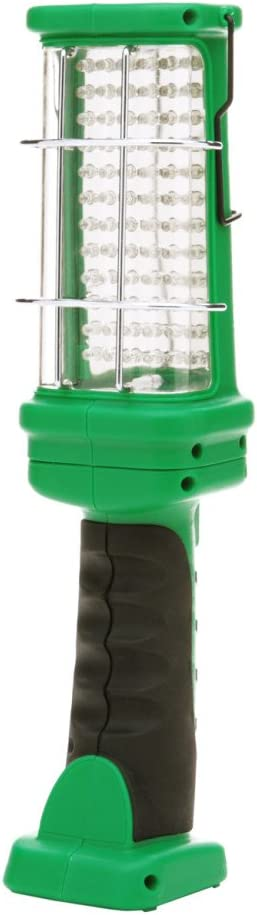 72-LED Green Designers Edge L1925 Rechargeable LED Handheld Work Light