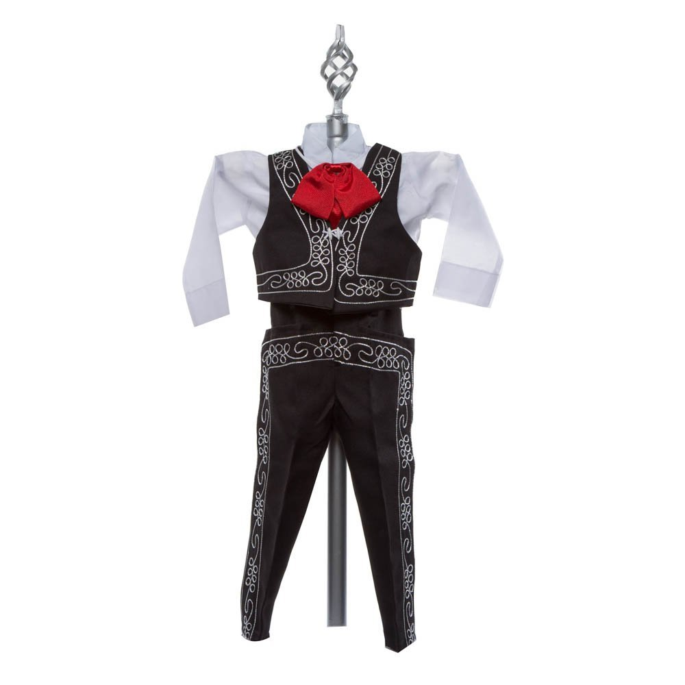 d53c1fb9e Amazon.com: Details and Traditions Boys Charro, Boys Baptism Outfit, Charro  Outfit: Clothing