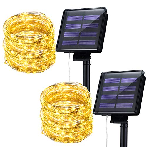 Mpow Solar String Lights