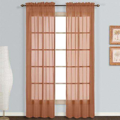 United Curtain Monte Carlo Sheer 59