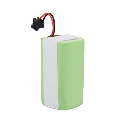 IKOHS Batería Li-Ion 2600 mAh para NETBOT S14 / S15 - Robot Aspiradora