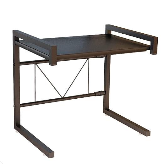 L Racks De Cocina De Mesa De Metal Ajustable Horno De Microondas ...