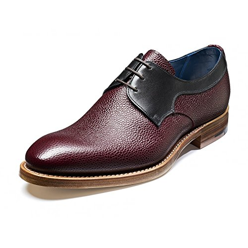 BARKER Men's Benedict F Fitting Leather Oxford Shoe (413576)