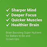 CHOLINE BITARTRATE 550 mg | 90 Vegan Capsules | Promotes Healthy Cognitive Function, Mental Focus & Memory | Prenatal Infant Brain Development Supplement | Cardiovascular Health Booster | 100% Non GMO - 51hdKmcTSUL - CHOLINE BITARTRATE 550 mg | 90 Vegan Capsules | Promotes Healthy Cognitive Function, Mental Focus & Memory | Prenatal Infant Brain Development Supplement | Cardiovascular Health Booster | 100% Non GMO