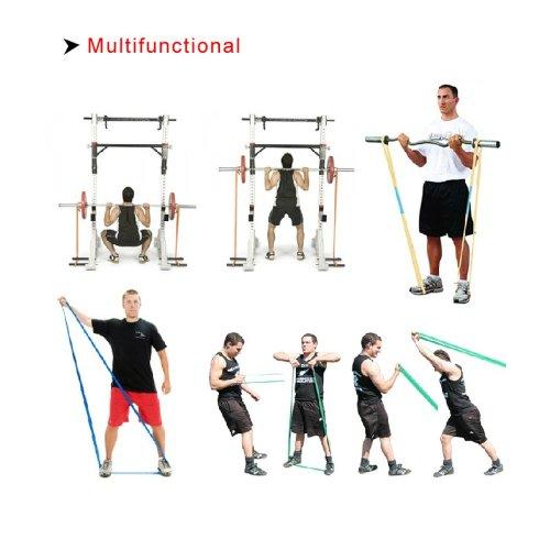 Préférence Bande élastique de résistance Exercice Aerobic Appareil Abdominaux  HD77