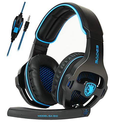 SADES Gaming Headset for