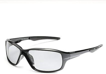 Gafas de conductor Gafas de deporte conductor que cambia de color ...