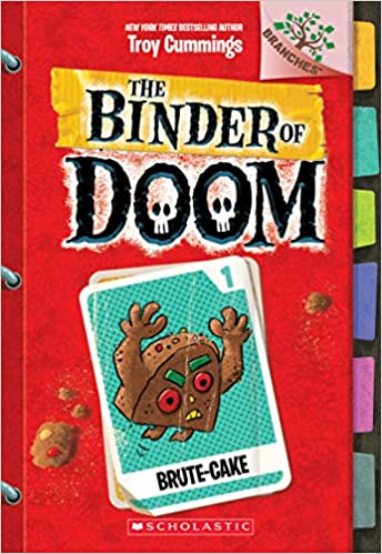 Image result for binder of doom brute cake