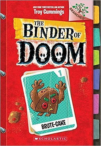 Image result for binder of doom brute cake