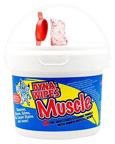 DYNA-WIPES Muscle 9