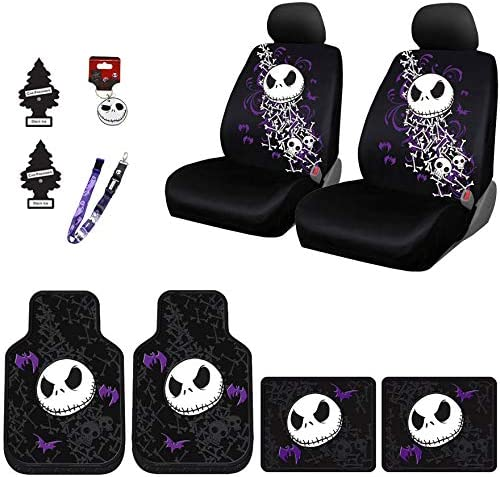 The Nightmare Before Christmas Seat Covers for Cars Car Seat ...