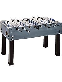 Garlando G 500 Weatherproof Indoor U0026 Outdoor Foosball Table With Safety  Telescopic Rods U0026 Abacus