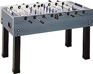 Garlando G-500 Indoor/Outdoor Weatherproof Foosball/Soccer Game Table