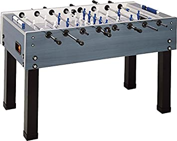 Garlando G 500 Indoor/Outdoor Weatherproof Foosball/Soccer Game Table