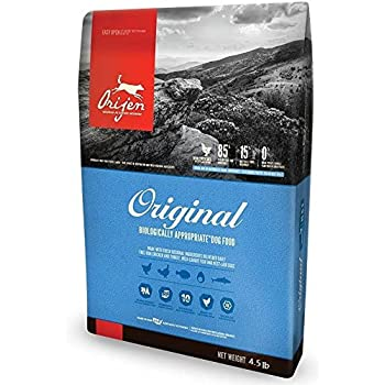 Orijen Original Dry Dog Food, 4.5 lb