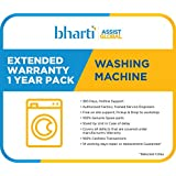 Bharti Assist Global Private Limited 1 Year Extended Warranty for Washing Machine between Rs. 1 to Rs. 12000