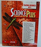 SciencePlus Teaching Resource, Holt, Rinehart and Winston Staff, 0030956811