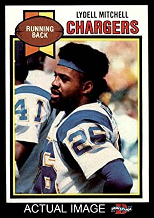 Amazon Com 1979 Topps 270 Lydell Mitchell San Diego