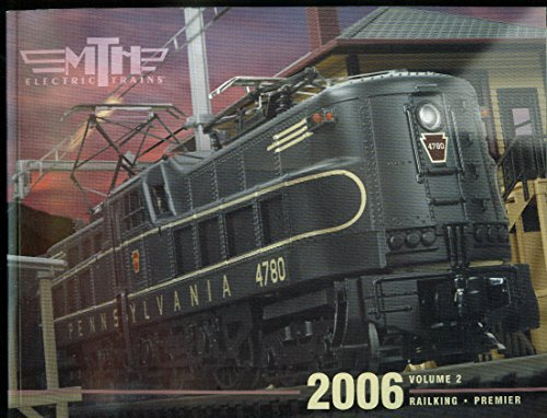 MTH Electric Trains catalog 2006 V2 RailKing Premier