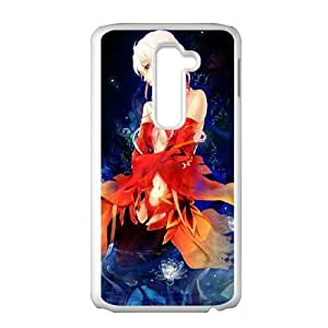 Anime Guilty Crown LG G2 Cell Phone Case White F7633638