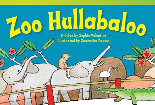 Zoo Hullabaloo (Fiction Readers) by Shell Education