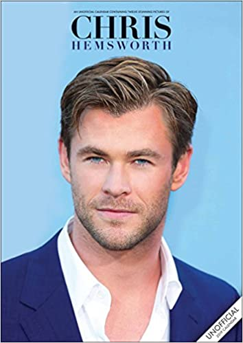 Chris Hemsworth A3 2019 Amazon Fr Livres Anglais Et Etrangers