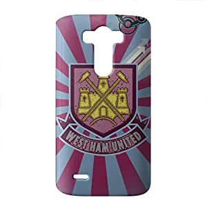 WWAN 2015 New Arrival west ham logo 3D Phone Case for LG G3