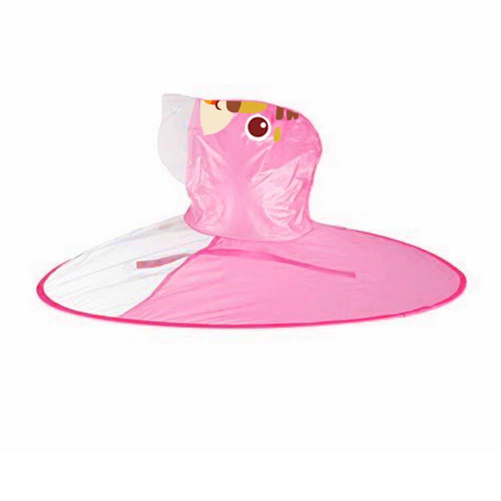 Regenjacke Niedlich Regenponcho Wasserdicht Baby Kapuzenmantel UFO Kinder Regenschirm Hut Regenmantel f/ür Jungen und M/ädchen Unisex Y56 Regenjacken f/ür Baby-M/ädchen TM
