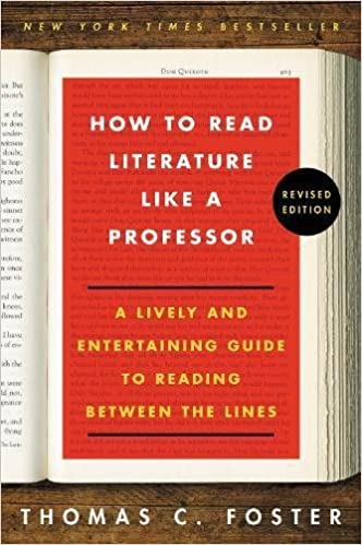 Image result for how to read literature like a professor thomas c foster