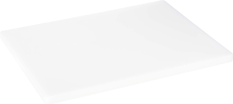 Winco CBXH-1824 Cutting Board, 18-Inch by 24-Inch by 1-Inch, White