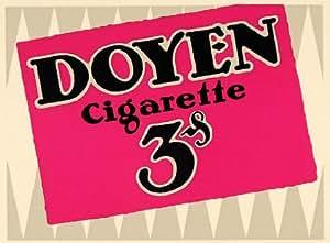 1918 Julius Gipkens vibrado cigarrillo 1911 Póster con diseño de - Original diseño de Color