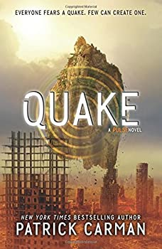 Quake 0062085905 Book Cover