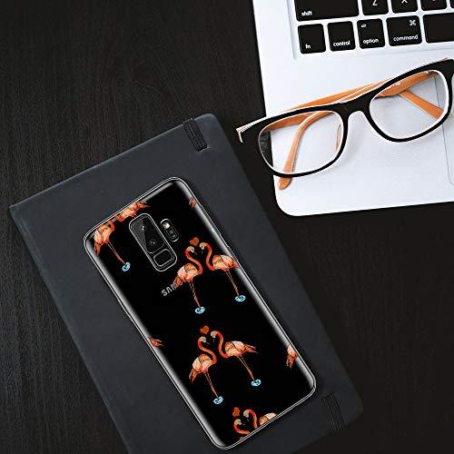 Coque Printemps Plus Coque S9 Gel aux Rayures S9 01 de Absorption pour de Fleurs Flexible Crystal Galaxy Rsistant TPU Housse Galaxy Fleurs Choc Lgre Silicone Liquid Trs HRqwxApH