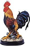 George S. Chen Imports SS-G-11471 Rooster Chicken Farm Animals Collection Decoration Figurine Collection