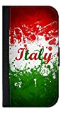 Italian Flag Leather%2DLook Iphone 6 Plu