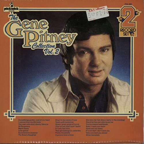 Gene Pitney - The Gene Pitney Collection Volume Two - Zortam Music