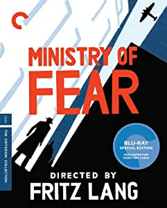 Ministry of Fear (The Criterion Collection) [Blu-ray]