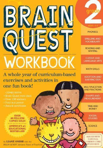 Brain Quest Workbook: Pre-K by Liane Onish (2008-07-09) (Brain Quest Pre K Workbook compare prices)