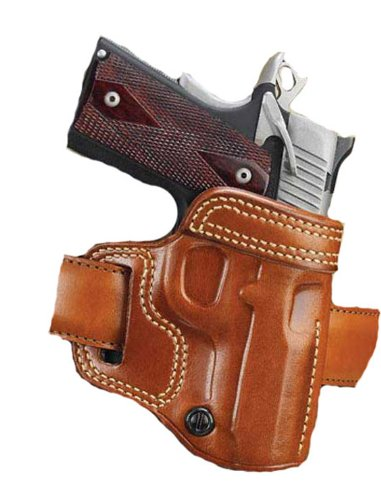 Galco AV248 Avenger Belt Holster for Sig Sauer P226, Right, Tan