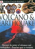 Volcanoes and Earthquakes (DK Eyewitness Books)