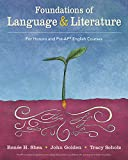 img - for Foundations of Language and Literature book / textbook / text book