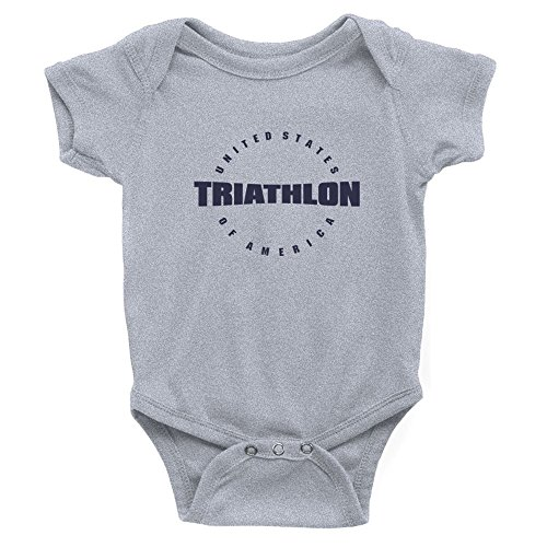 Teeburon USA Triathlon America Athl Dept Baby - Triathlon America