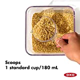 NEW OXO Good Grips POP Container Rice Measuring Cup