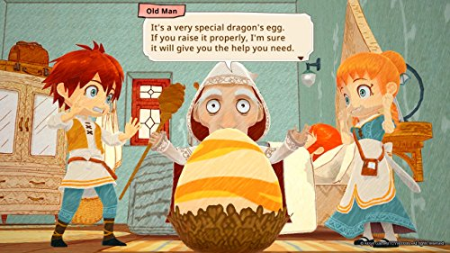 Little Dragons Cafe (PlayStation PS4)
