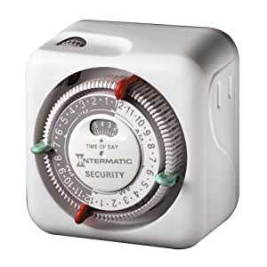Intermatic TN711C Security Timer
