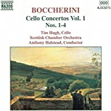 Boccherini: Cello Concertos Vol.1